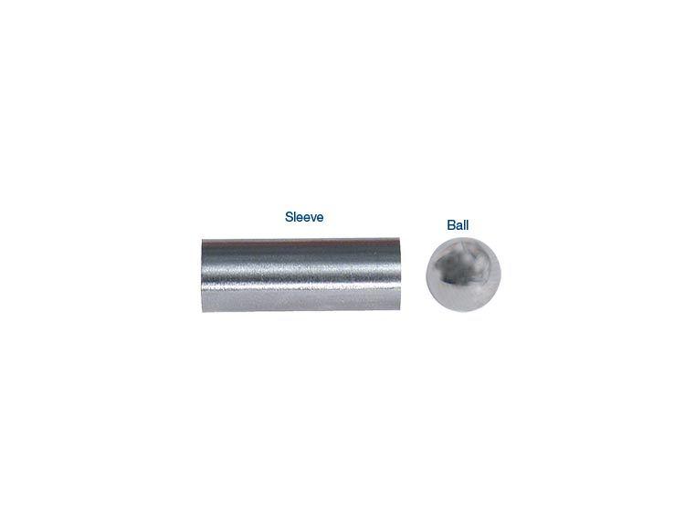 Valve Body Detent Ball Amp Sleeve Kit 22771 12k Sonnax