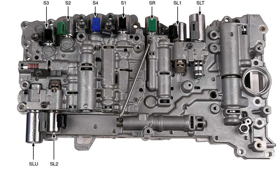 Sonnax Toyota/Lexus A760E/F/H, A761E, A960E Solenoid