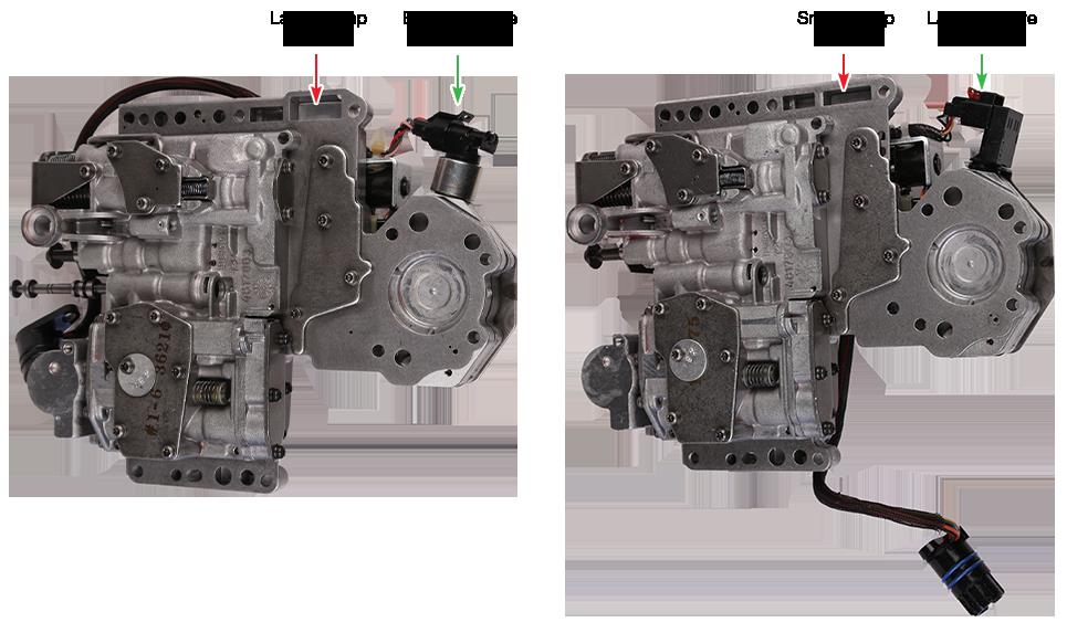 Worksheet. Sonnax Remanufactured Valve Body  CHR131