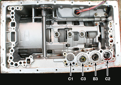 Figure 7 sonnax diagnosing a750e f 2 3 flare after overhaul A750E Transmission Problems at gsmx.co