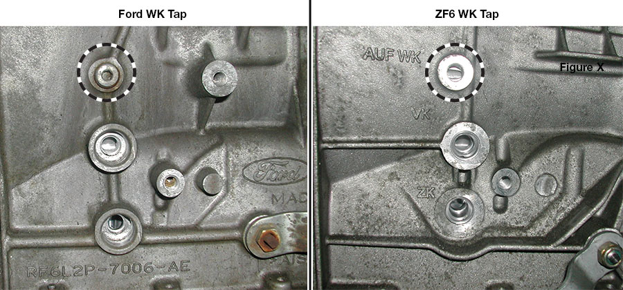 Sonnax Six Ways from Sunday: Diagnosing ZF6 & Ford 6R60/80 TC
