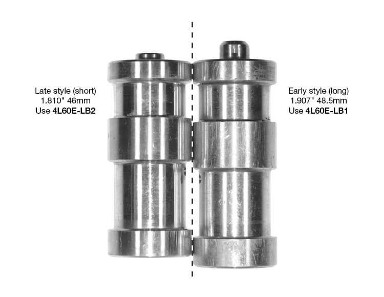 4l60e lb2 detail