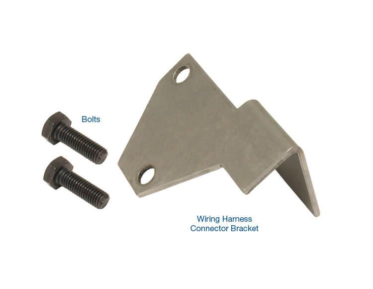 sonnax wiring harness connector bracket 34998 01k rh sonnax com Engine Wiring Harness Engine Wiring Harness