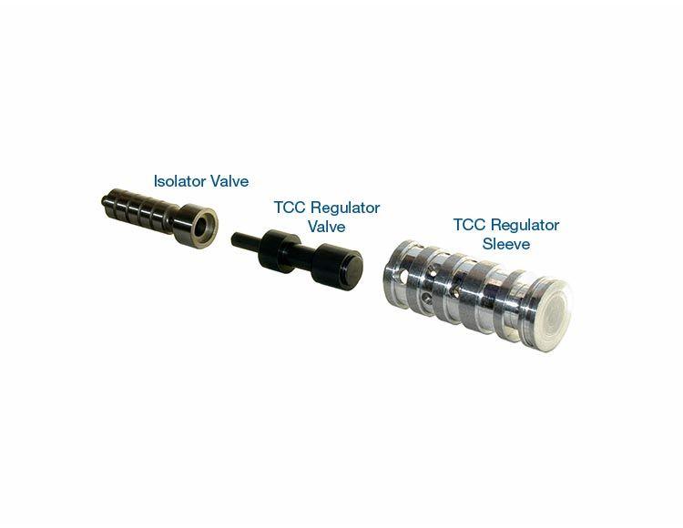 sonnax tcc regulator  u0026 isolator valve kit