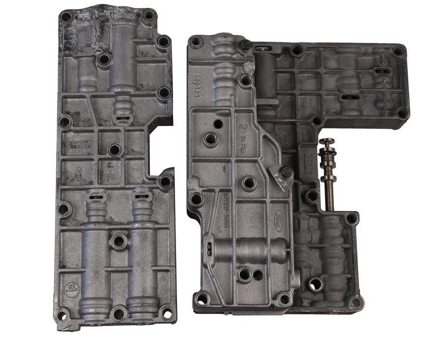 Sonnax Ford E4od Valve Body Identification. E4od Remanufactured Valve Body F040 '. Ford. Sprag E40d Ford Transmission Diagram At Scoala.co