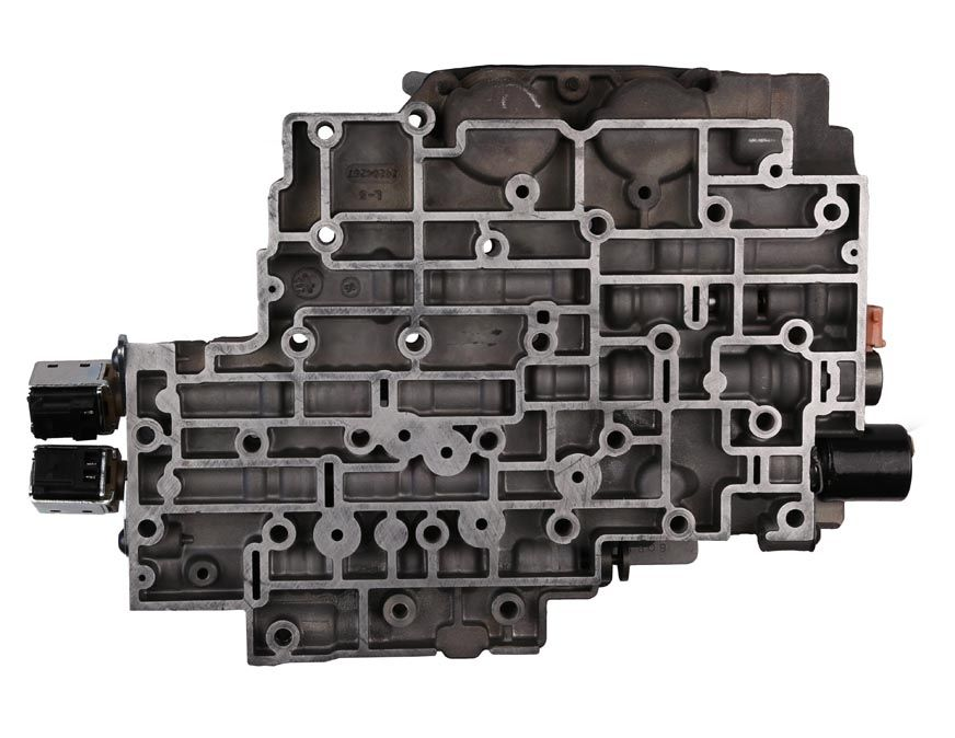 4l80-e, 4l85-e � remanufactured valve body gm028  '