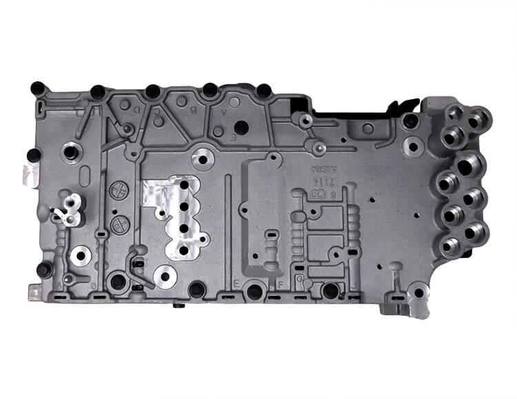 6t75 valve body removal