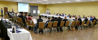 Tasc jasper 2011 meeting