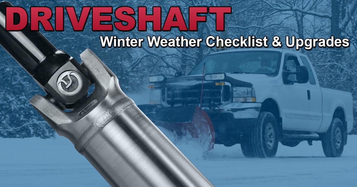 Dl winter weather checklist   upgrades 2018
