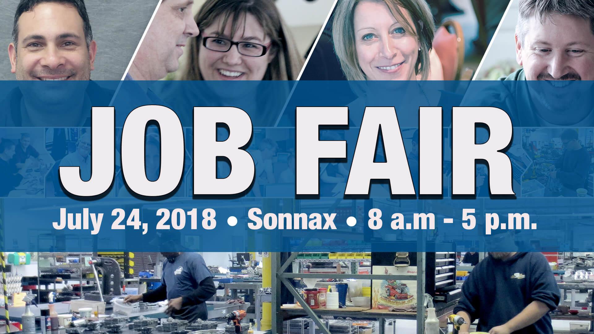 Job fair   july 24  2018 v2