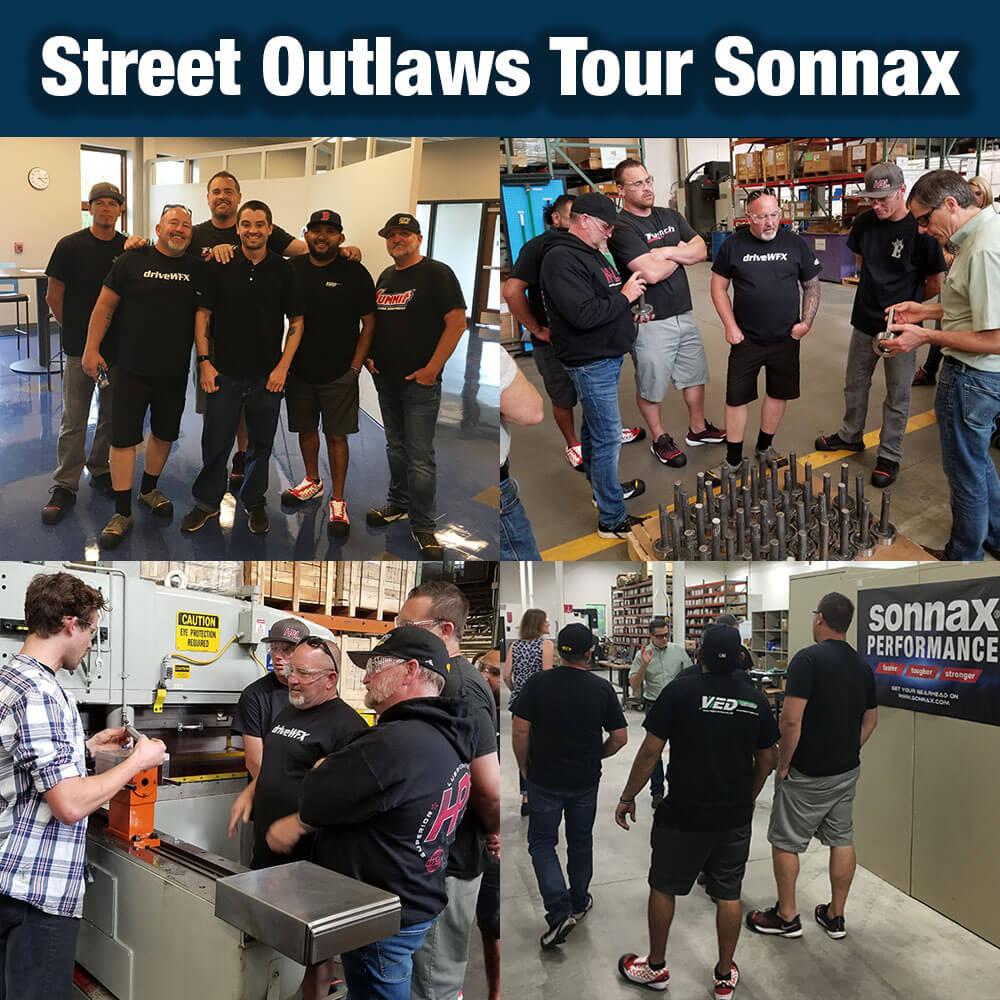 Street outlaws tour sonnax